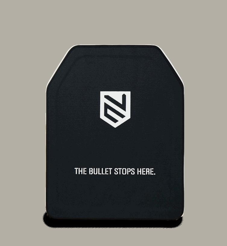 Level IIIA Backpack Armor Plate
