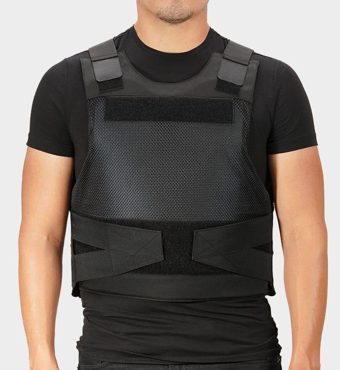 Concealable Bulletproof Vests