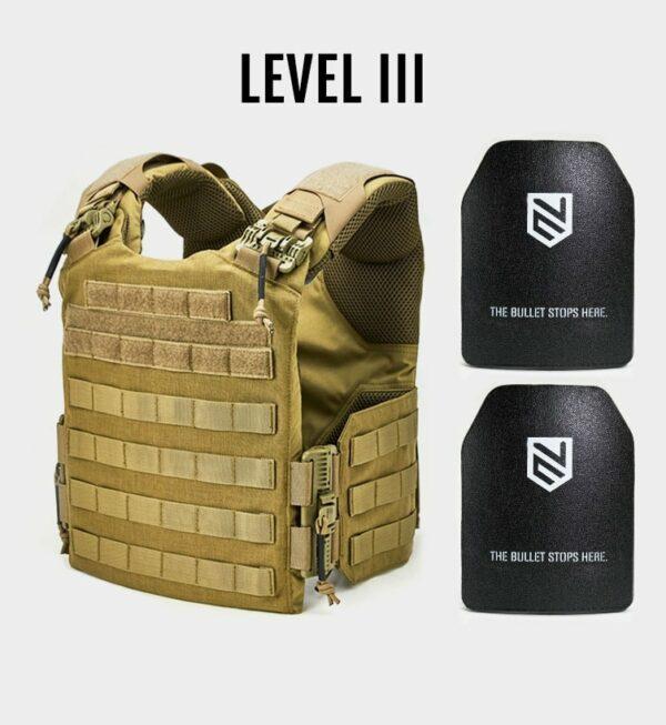 Level III Body Armor