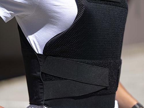 """Concealable Level 3A Bulletproof Vest """"Spectre"""" FLEXCORE"""