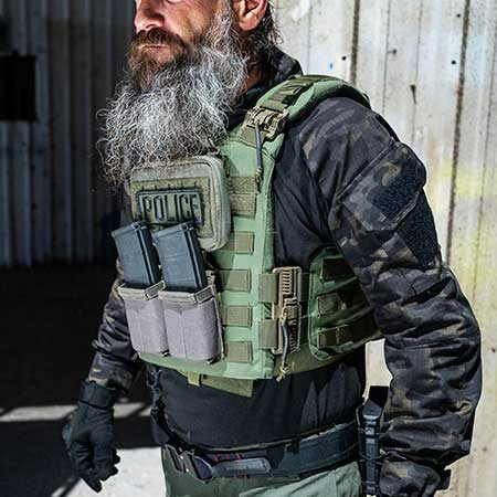 How's level 4 body armor constructed and What will it stop?