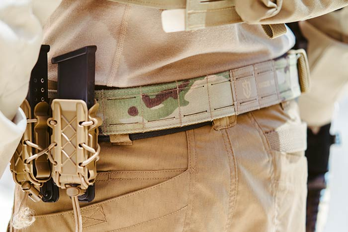 RANGE BELT MULTICAM