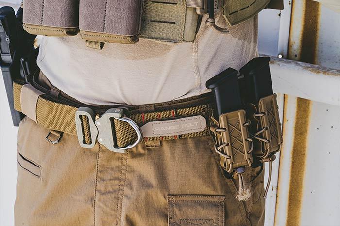Tactical Belt Tan