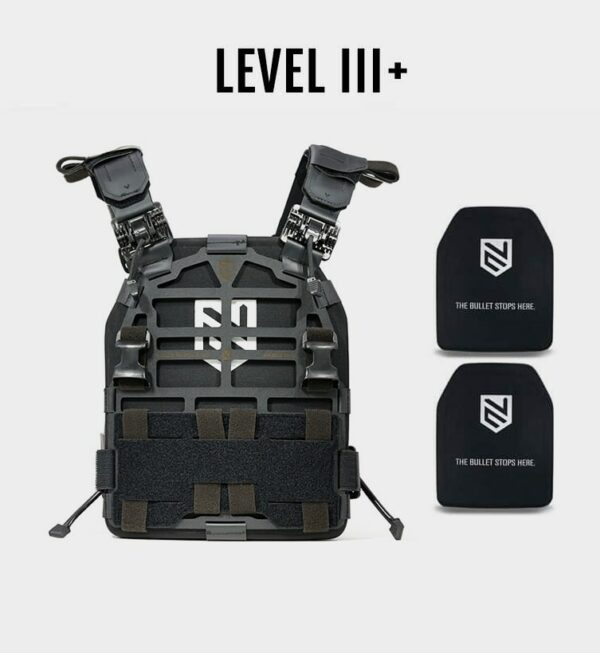 2x Level III+ Special Threat Armor Plate