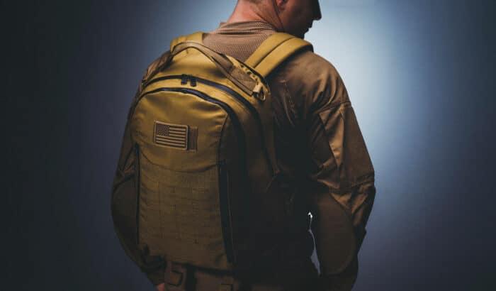 Bulletproof Backpacks - Rapid Deploy Backpack.