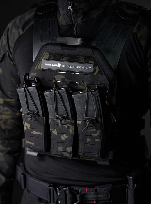 Formoza Plate Carrier Level 3 Armor Plates