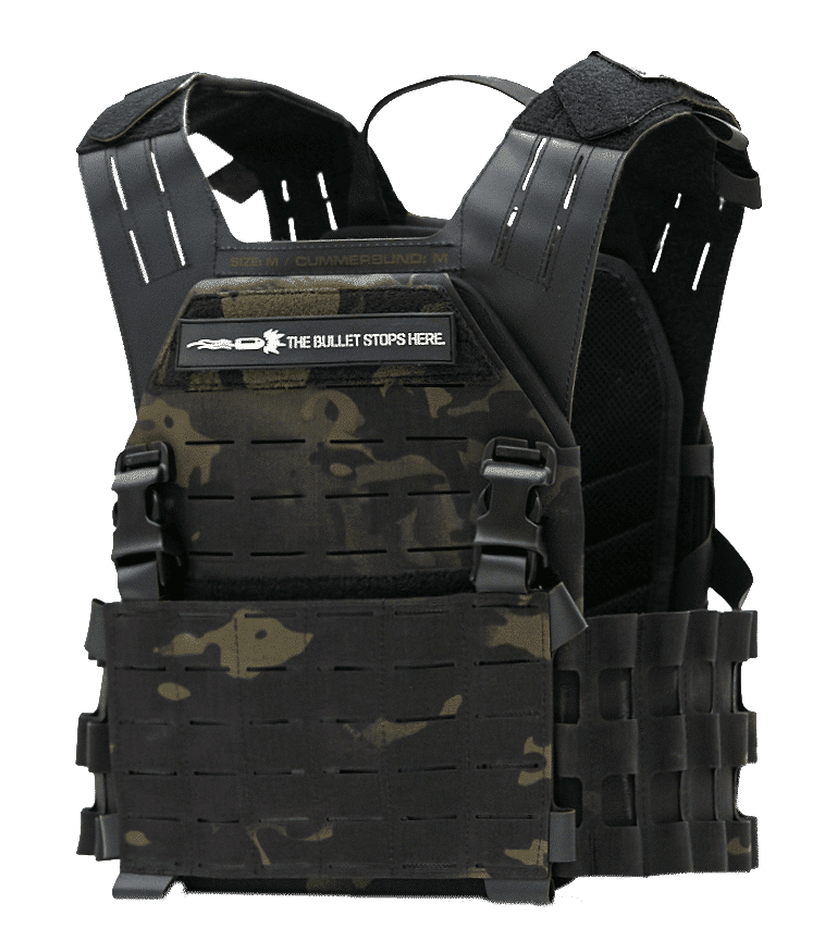 Formoza Tactical Plate Carrier