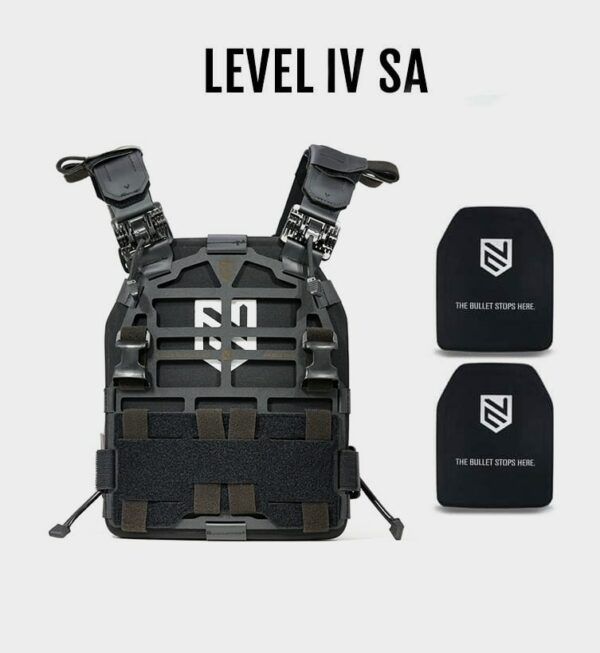 Level 4 Body Armor Plate