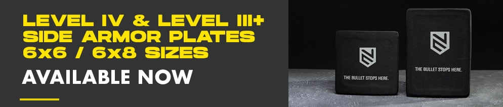 Level IV Body Armor