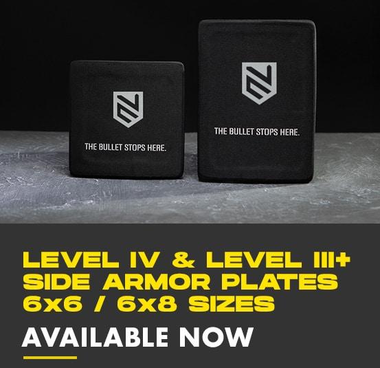 Level III+ Body Armor