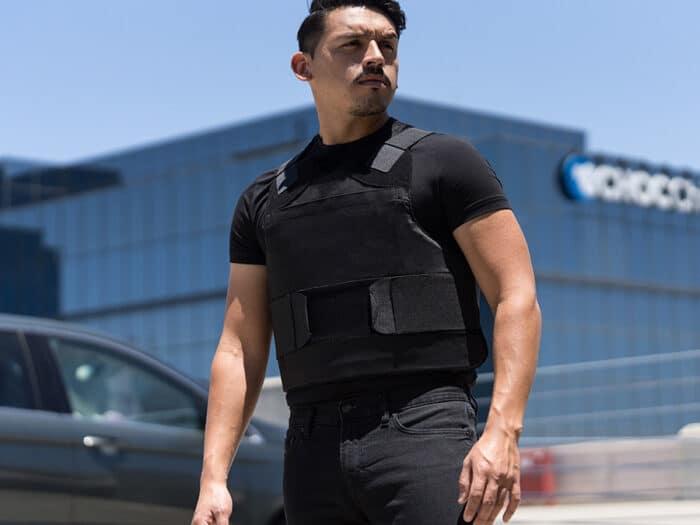 """Concealable Bulletproof Vest Level IIIA """"Enhancer"""""""