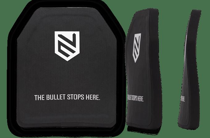 Level III+ Multi-curve Special Threat Armor Plate
