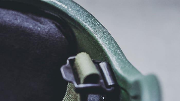 Ballistic Helmet Special Mission - OD Green