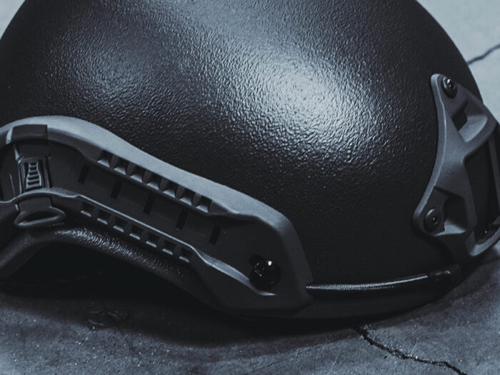 Ballistic Helmet Special Mission - Black