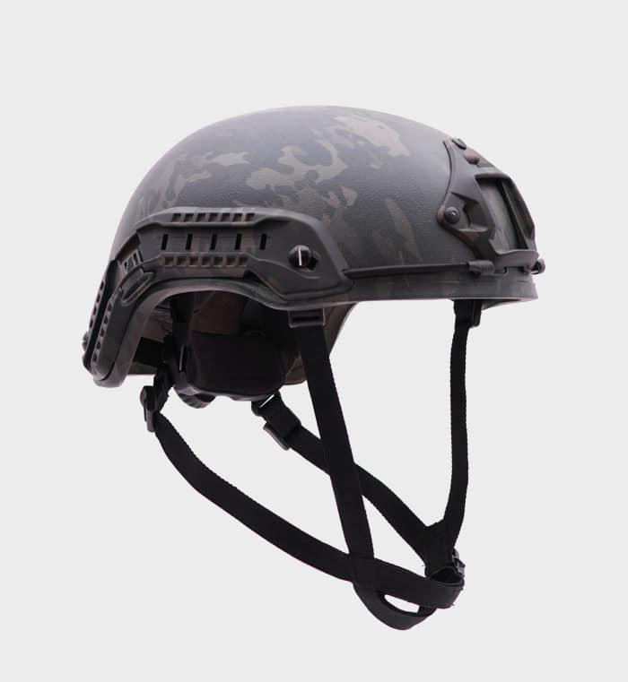 High Cut Helmet