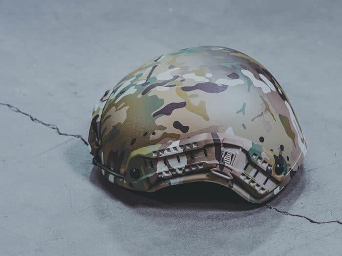 Special Mission Ballistic Helmet - Multicam
