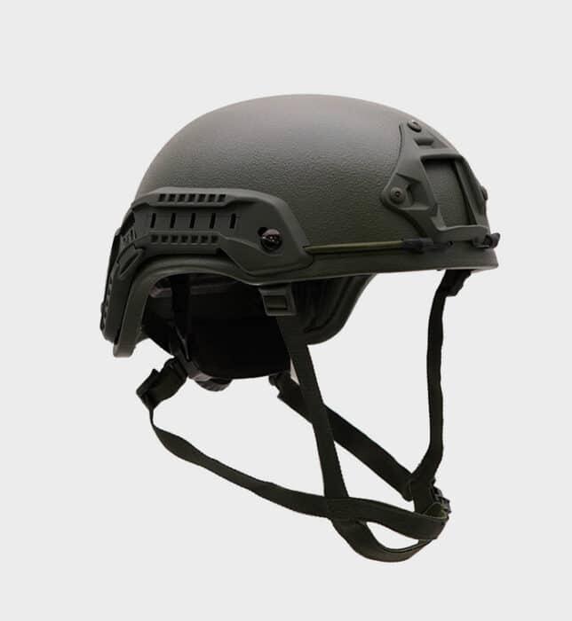 Ballistic helmet types and how to choose a ballistic helmet.