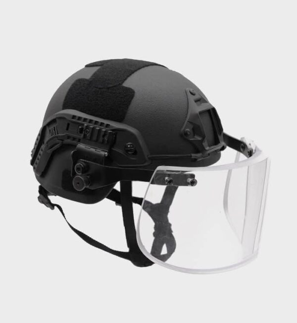 Ballistic Helmet Compatibility with Night Vision Goggles and Mounts
