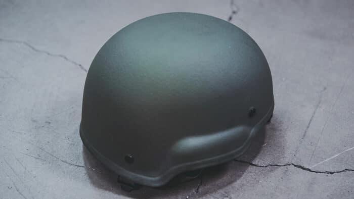 MICH Mid-Cut Ballistic Helmet - OD Green