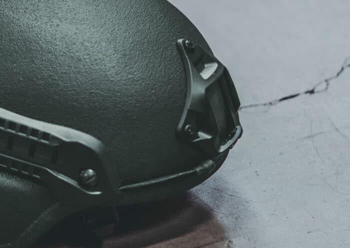 MICH Combat Ballistic Helmet OD Green