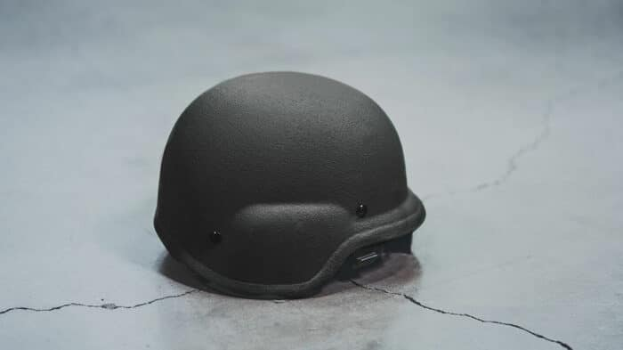 PASGT Ballistic Helmet - Black