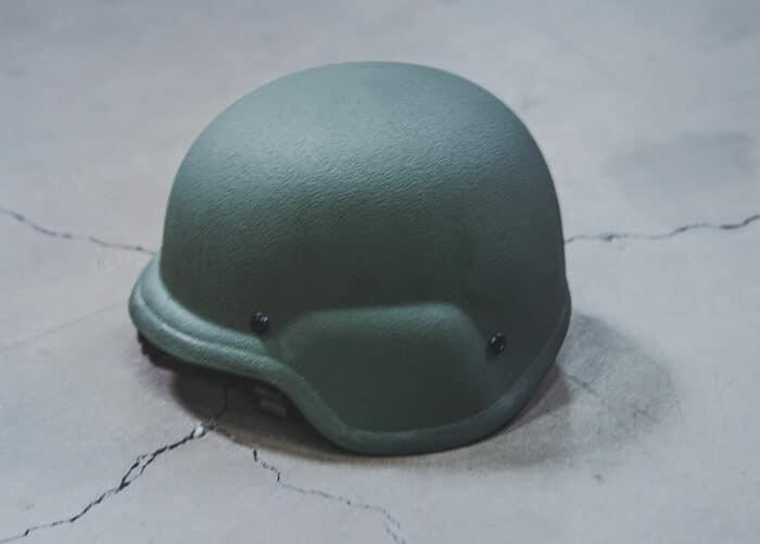 PASGT Ballistic Helmet - OD Green