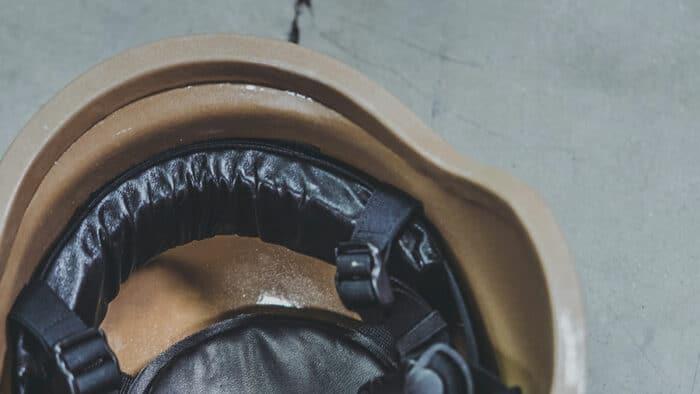 PASGT Ballistic Helmet - Tan