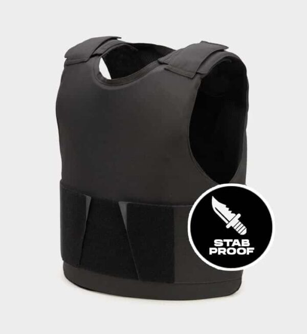 Stab-proof vests and stab-proof ratings.